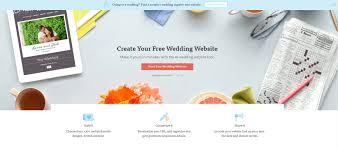 wedding web 7 free wedding website builders for wedding planning
