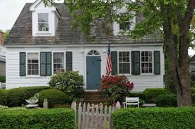cape cod house the cape cod house style in pictures and text