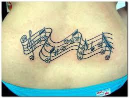 musical tattoos music tattoos music note tattoos music