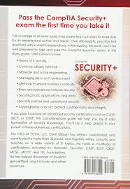 buy comptia security get certified get ahead book online at low