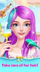 Makeup Hair Salon Hair Salon Princess Makeup Android Apps On Google Play