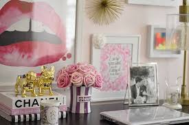 Fashionable Desk Accessories My Pink Desk Murphy S