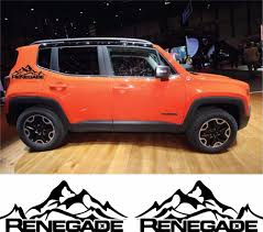 jeep clothing malaysia jeep renegade trailhawk side stripes vinyl decals stickers wrap
