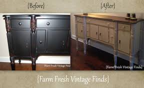 annie sloan old ochre farm fresh vintage finds