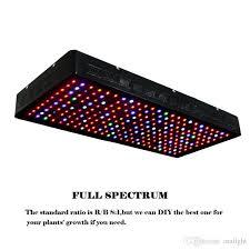 advanced platinum led grow lights 1200w led grow light full spectrum for indoor plants veg and flower