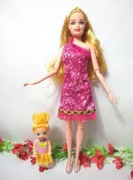 beautiful barbie doll and cute little kelly dolls 2016 fashion