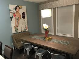 love my newly painted dining room behr marquee gray wool mq6 4