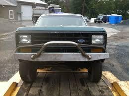 jeep prerunner elite prerunner front bumper ford ranger u002783 u002792 ford bronco ii