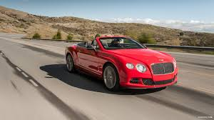 bentley red 2014 bentley continental gt speed convertible st james red