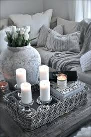 Coffee Table Tray Ideas Lovely Table Center Piece Add A Mirror For Elegance And Crystal