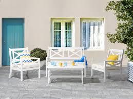 outdoor patio conversation sets 2 patio conversation set white wood baltic