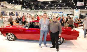 valspar u0027s sema highlights include celebrities and amazing vehicles
