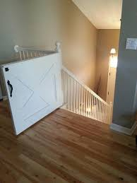 Stair Gates For Banisters Best 25 Safety Gates For Stairs Ideas On Pinterest Safety Gates