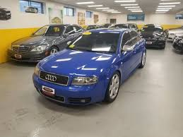 2004 audi s4 blue blue audi s4 for sale used cars on buysellsearch
