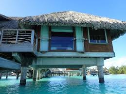 chambres sur pilotis photo de intercontinental bora bora resort