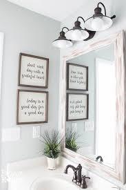 best 25 bathroom quotes ideas on pinterest bathroom wall art realie