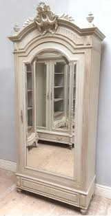 White Vintage Armoire French Armoires U003e Antique Armoires Rococo Vintage Provencal