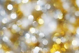 silver and gold lights background stock image image 15537733
