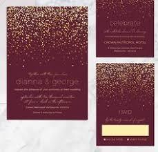 wedding invitations burgundy burgundy and blush wedding invitation burgundy wedding invitation