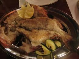 poisson cuisiné poisson grillé rascasse bien cuisiné bien présenté picture of