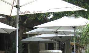 Wall Mounted Shade Umbrella by Commercial Center Post Umbrella Woodline Vitino