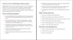 Career Profile Resume Examples 100 Cna Resume Sample No Experience Cna Duties For Resume