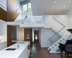 noho loft single floor apartment turned into a luxurious triplex