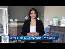 Dr Barnes Chiropractic Barnes Family Chiropractic U0026 Wellness Centre Waterloo Excellent