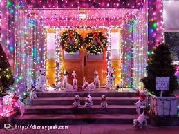 The Dancing Lights Of Christmas by 101 Dalmatian Inspired Doorway U2013 Osborne Family Spectacle Of