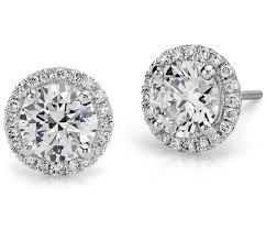 diamond earring studs 70 best earrings images on diamond studs diamond stud