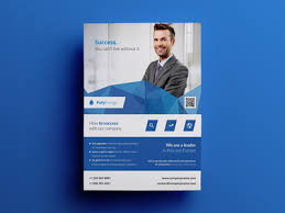 business flyer ad template 5 by env1ro dribbble