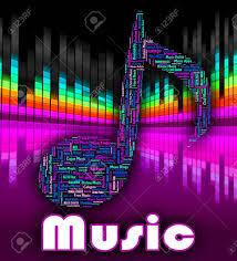 country music karaoke free music word indicating sound tracks and harmonies stock photo