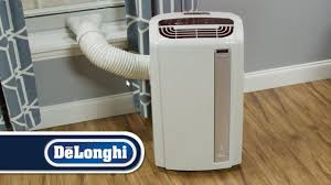 Small Portable Air Conditioner For Bedroom De U0027longhi Pinguino Whispercool An140hpewkc Portable Air
