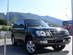 lexus lx years 1998 lexus lx 470 information and photos momentcar