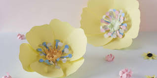 kids craft summer flowers buchanan street glasgow