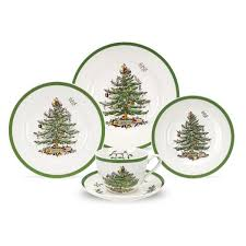 spode tree dinnerware silver superstore