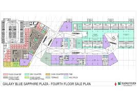 Multiplex Floor Plans Galaxy Blue Sapphire Blue Sapphire Mall In Noida Extension