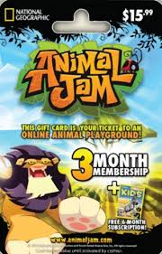 animaljam gift card free animal jam gift card gift cards listia auctions for