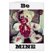 be mine teddy be mine forever cards invitations greeting photo cards zazzle