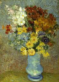 of puzzling color change in van gogh painting found