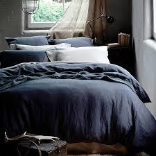 Shop Duvet Washed Linen Duvet Cover U2013 Grey Celadon