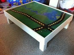 diy folding train table kid train table sets mirabrandedkids designs