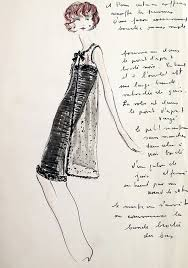 lagerfeld sketches 100 sold at palm beach modern u0027s jan 11 auction