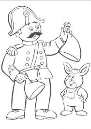 noddy coloring pages coloringpages1001