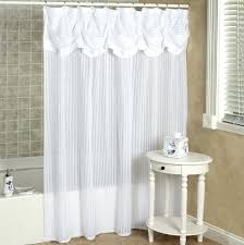 Swag Shower Curtain Sets Shower Curtains With Valance U2013 Teawing Co
