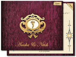 e invitation wedding card