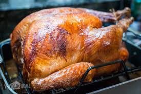 thanksgiving turkey recipe yea dads home
