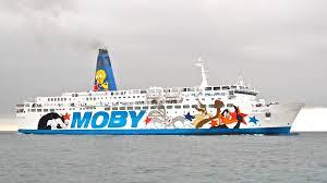 MV Moby Corse