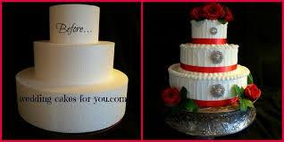 weddings for dummies wedding cakes take the cake