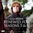 Game Of Thrones Officially Renewed For Seasons 5 and 6